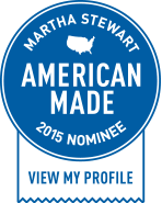 Martha Stewart American Made 2015 Nominee